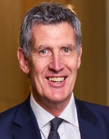 Photo of David Fursdon, Lord Lieutenant of Devon