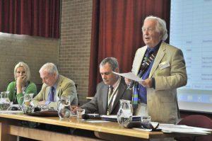 The Devonshire Association's AGM