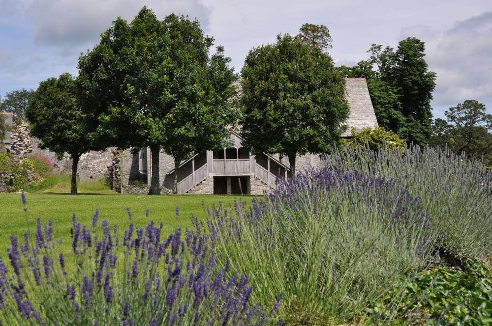 Restored Great Hall at Buckfast Abbey