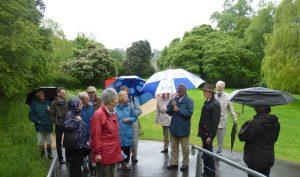 Tour of Buckfast Abbey gardens with head gardener Aaron Southgate