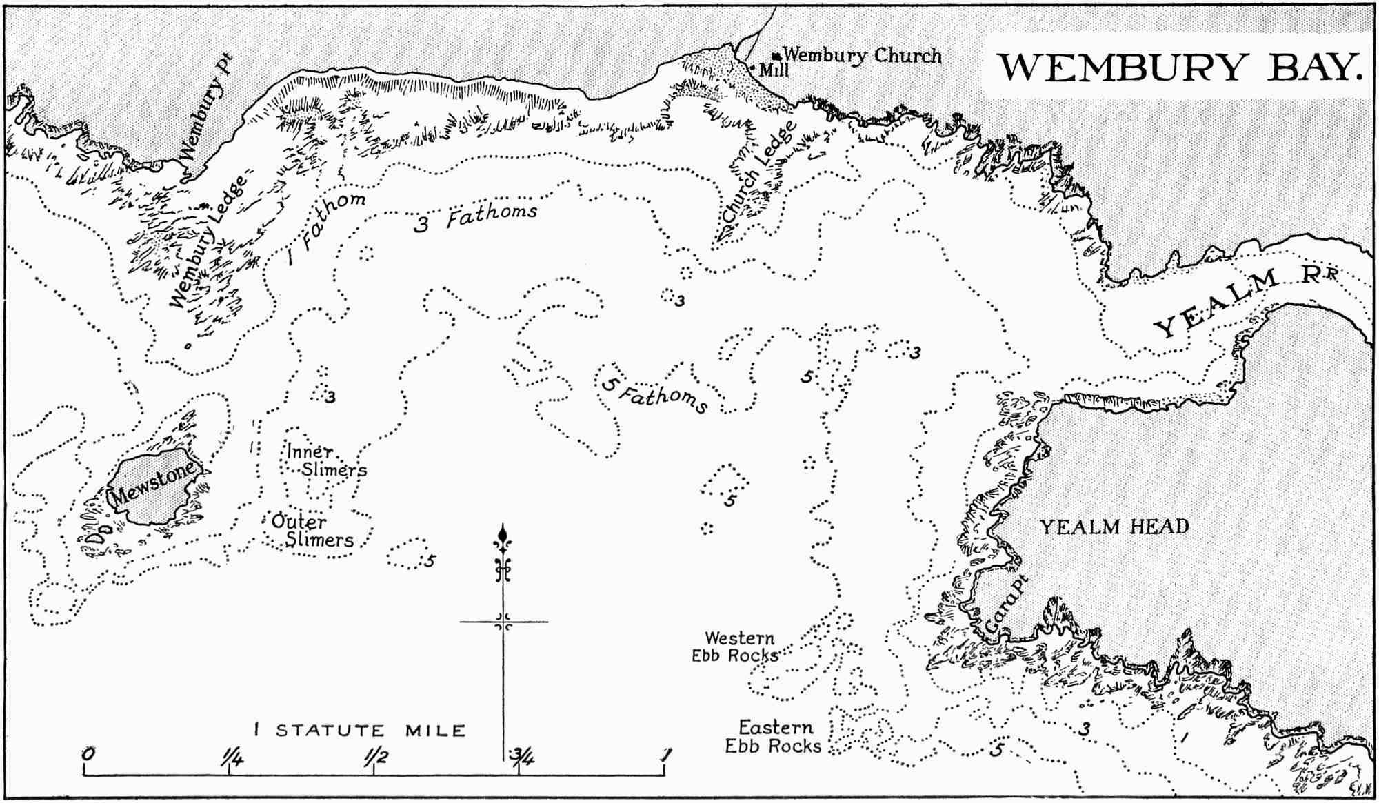 Wembury: its bay, church, and parish (1909) – The Devonshire