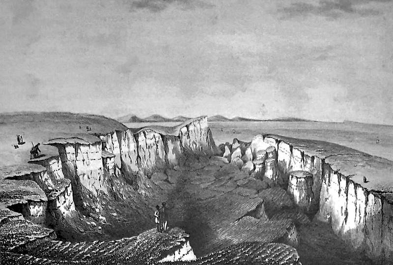 Bindon Landslip