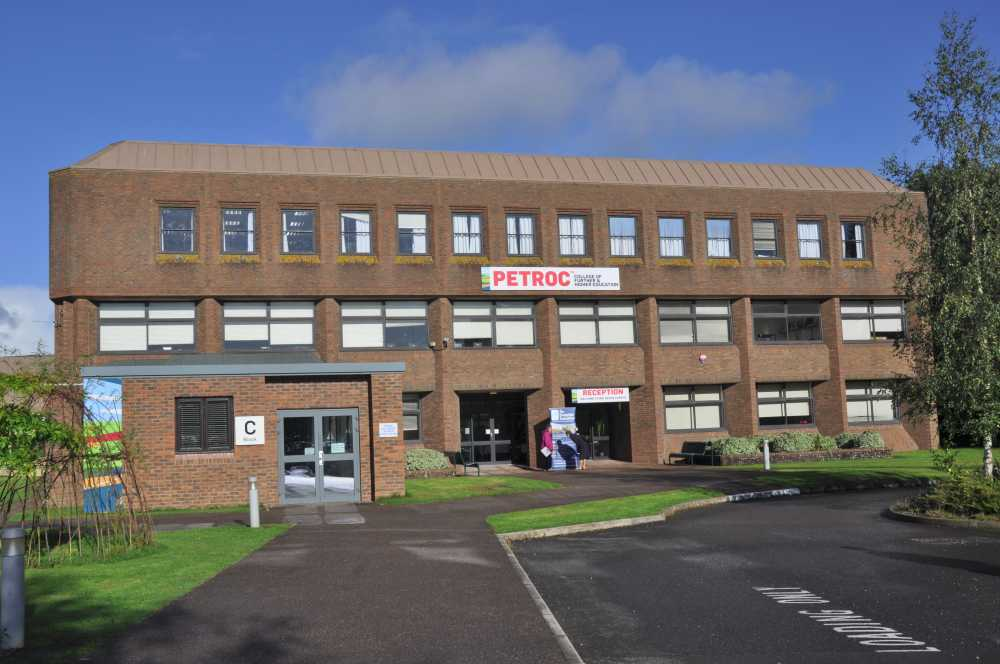 Petroc College, Tiverton
