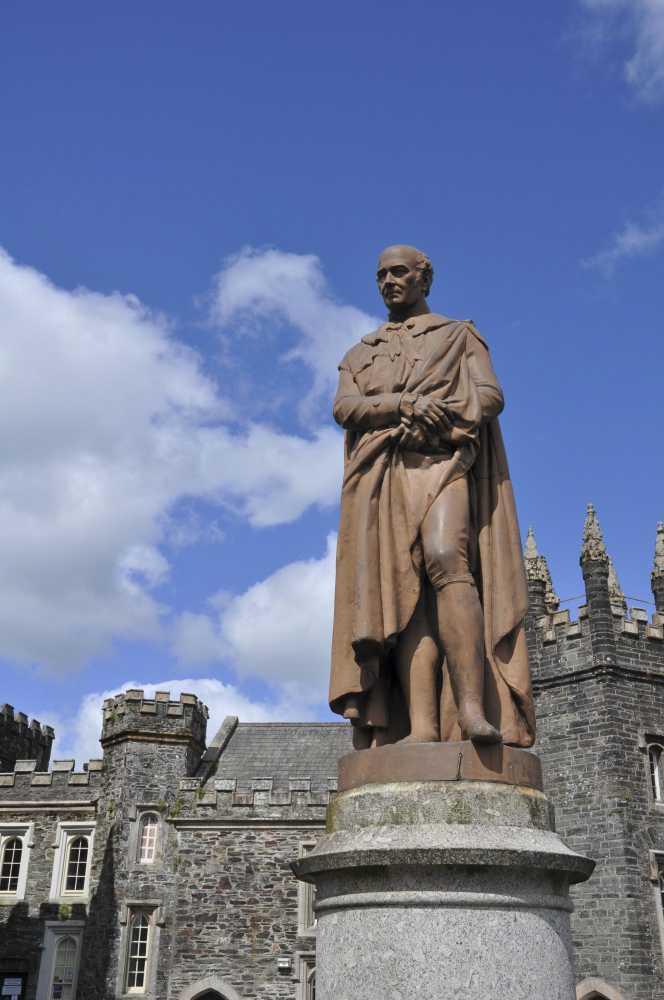 Statue of 7th Duke of Bedford, Tavistock
