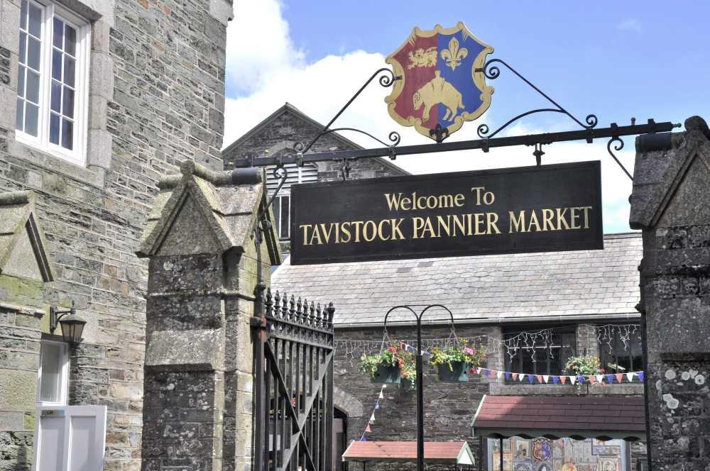 Tavistock Pannier Market