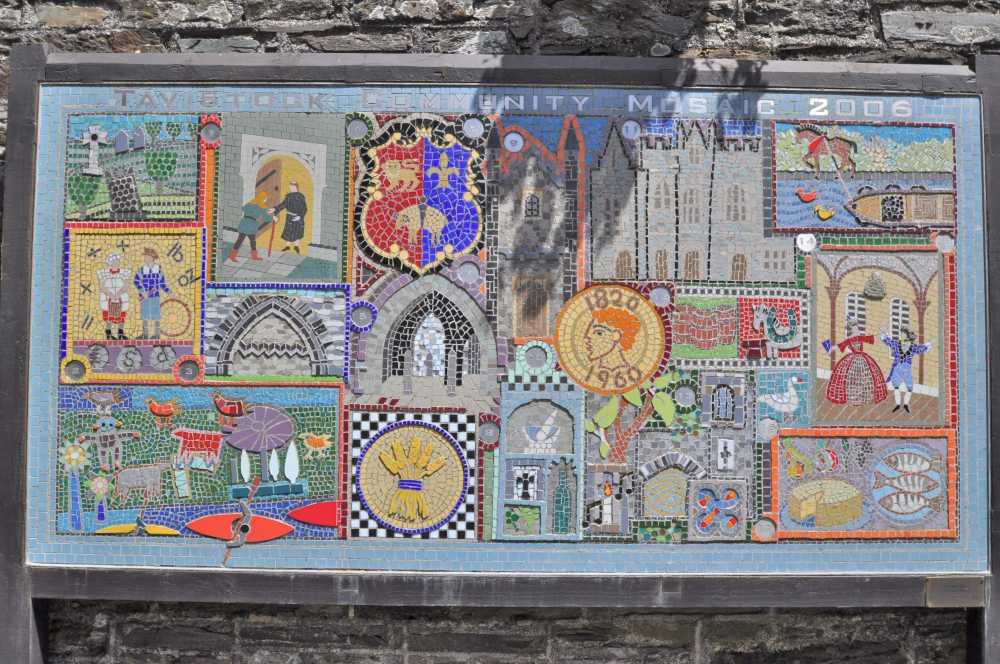 Tavistock Community Mosaic