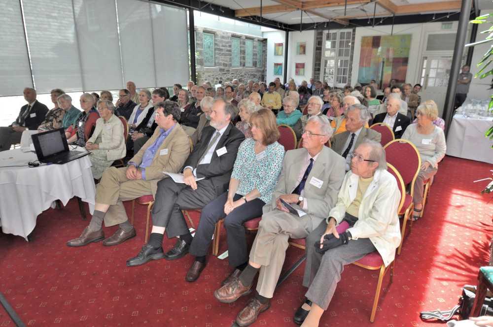 Delegates at Devonshire Association Conference 2015