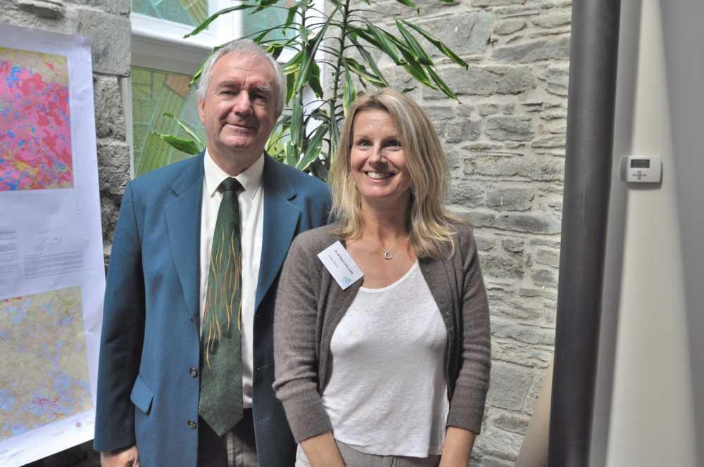 DA Registrars, Geoff Bulley and Dr Bridget Gillard