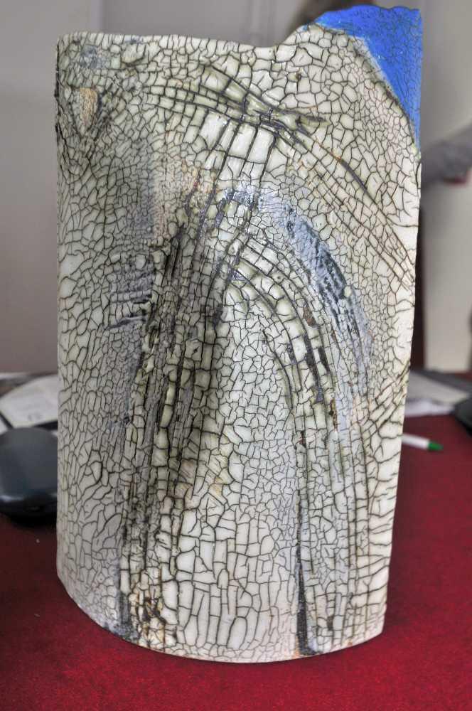 A Laurel Keeley ceramic