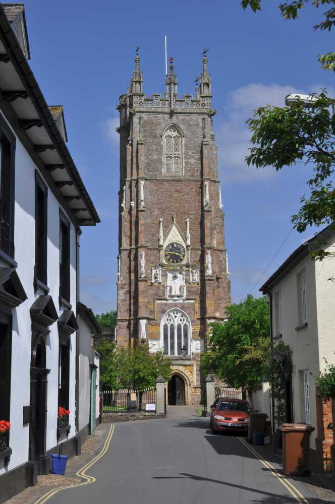 St Andrew's Church, Cullompton