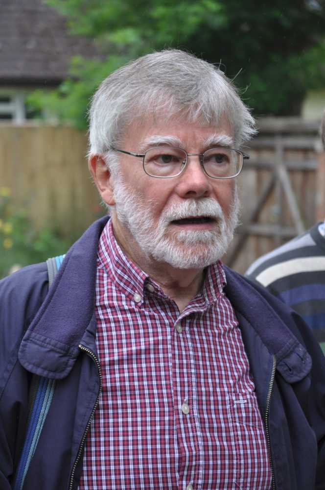 Martin Watts, expert on watermills