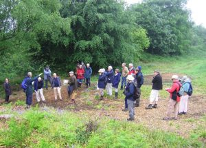 Excursion to Hembury Hillfort