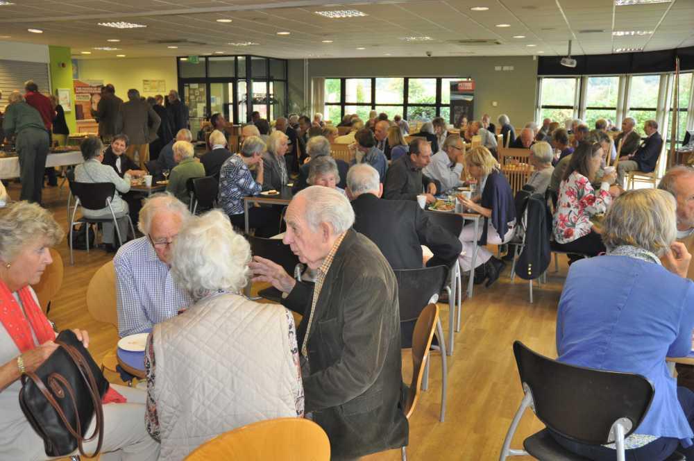 Devonshire Association Symposium 2017 - lunch