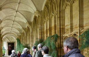 DA visit to Forde Abbey July 2017