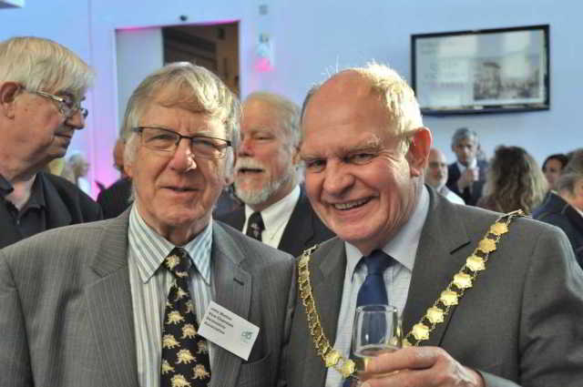 John Mather and Andrew Moulding