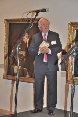 DA Chairman Peter Beacham OBE