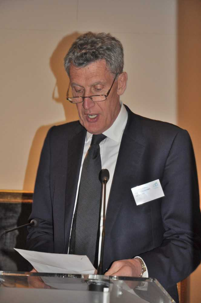 Lord Lieutenant of Devon, David Fursdon