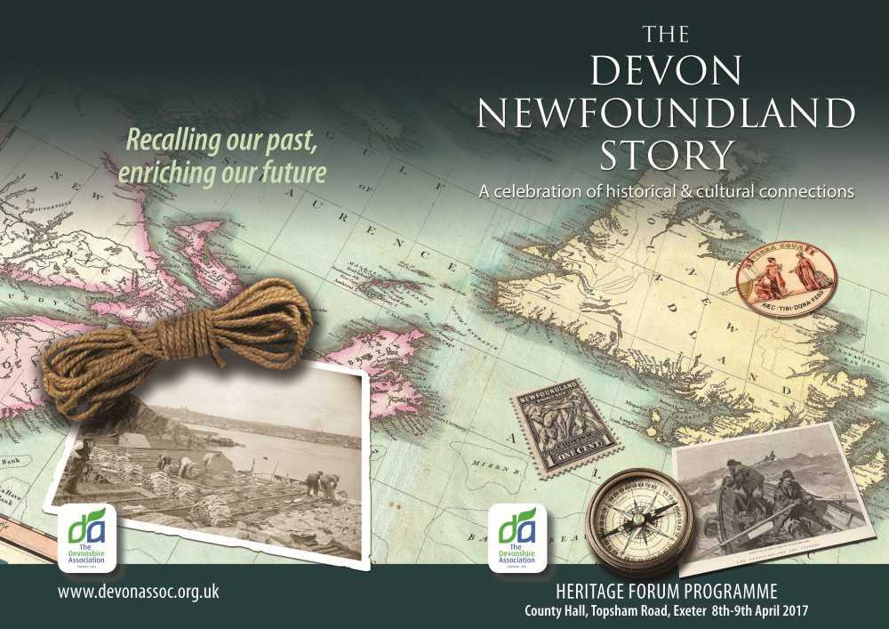 Devon Newfoundland Story programme