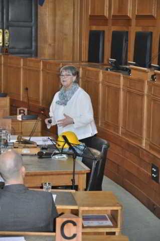 Dr Anna Guigné