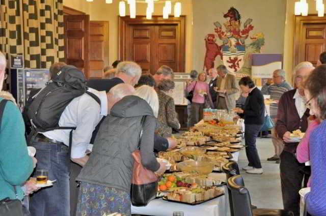 The Devon Newfoundland Story: lunch