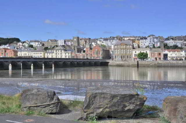 The Long Bridge, Bideford