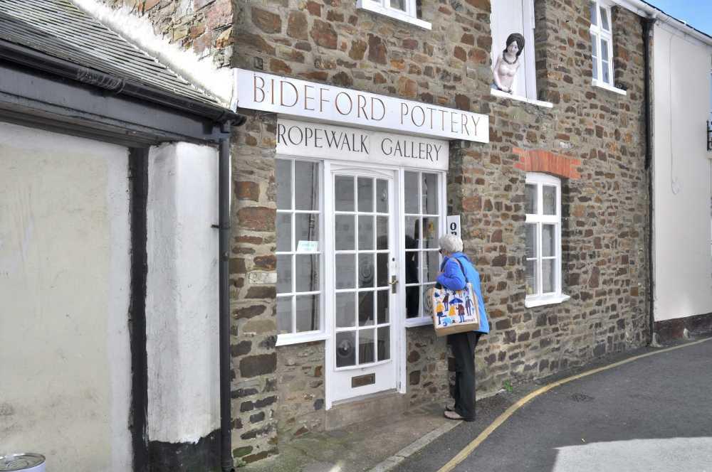 Bideford Pottery