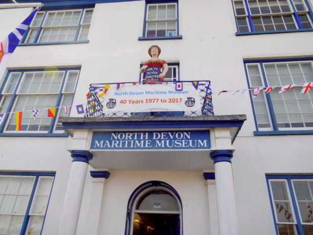 North Devon Maritime Museum, Appledore