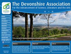 DA's old website