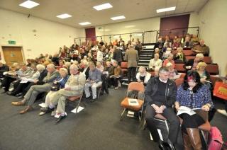 Audience: DA Symposium 2016 - Science meets Art