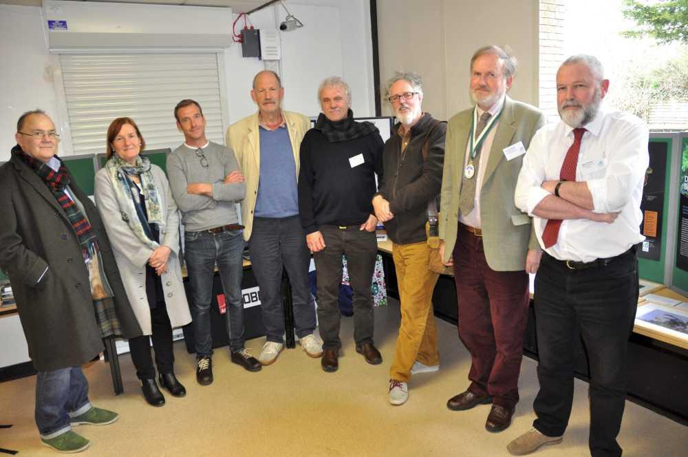 Speakers: DA Symposium 2016 - Science meets Art