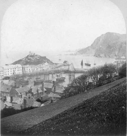 Ilfracombe (Britton of Barnstaple) c.1865, Tom Greeves collection