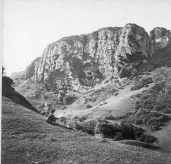 Watcombe Giant Rock (Francis Bedford) c.1865, Tom Greeves collection