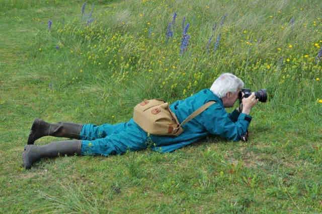 Andrew Cooper, naturalist