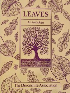 Leaves An Anthology edited by Anne Born, published by The Devonshire Association