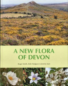 Cover of New Flora of Devon published by The Devonshire Association 2016