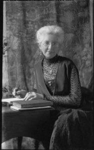 Miss Ethel Clelia Lega-Weekes