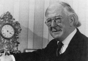 W. G. Hoskins, President of the Devonshire Association in 1978
