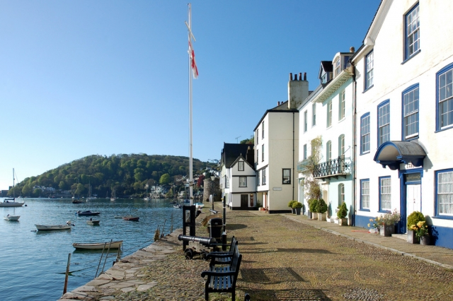 Bayard's Cove, Dartmouth, Devon