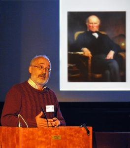 Chris Proctor, lecture at Devonshire Association Conference, Dartmouth 2018