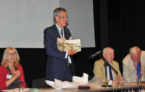 David Fursdon at Devonshire Association AGM Dartmouth 2018