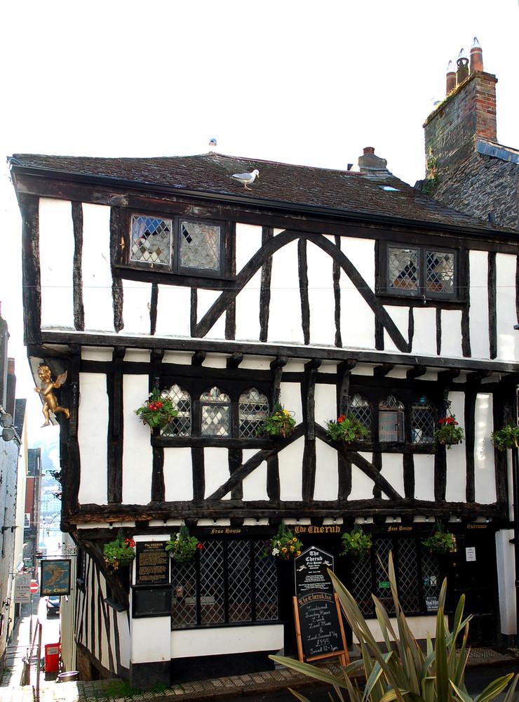 The Cherub Inn, Dartmouth, Devon