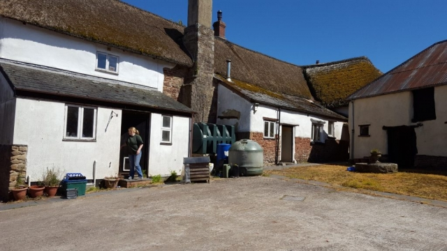 Solland Farm, Sampford Courtenay, Devon
