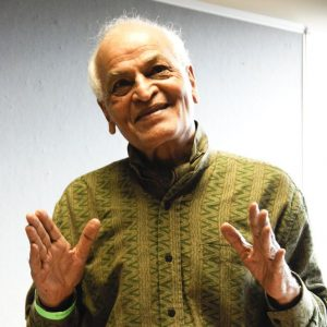 Satish Kumar at the Convention on Modern Liberty, London, 28 February 2009